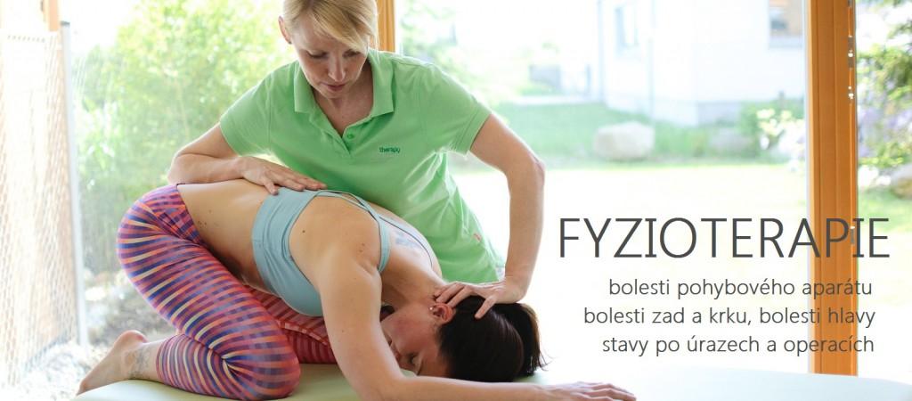 Fyzioterapie Počernice