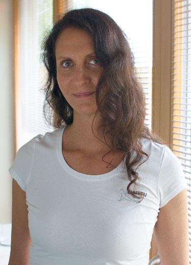 Alternativní terapie - Klempířová Nadia